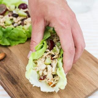 Almond Butter Chicken Salad.