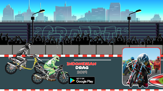 Indonesian Drag Bike : Street Racing App Download For Android 1