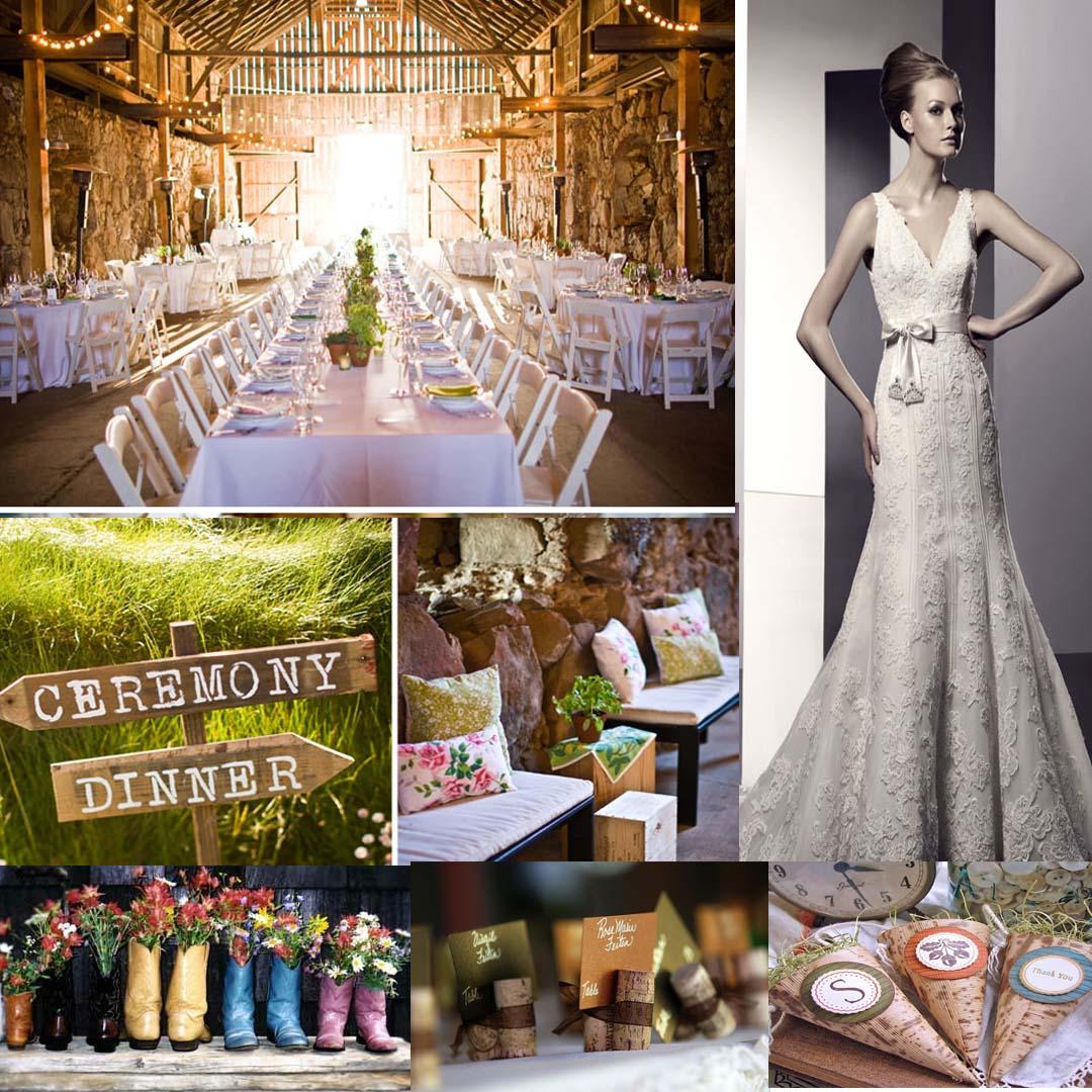 Terrilyn's blog: simple country wedding ideas - photo#40