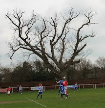 Photo: 31/03/12 v Cowes Sports (Wessex League Div 1) 3-1 - contributed by Gary Spooner