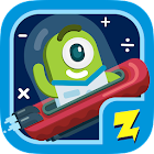 Zapzapmath: K-6 Math Games icon
