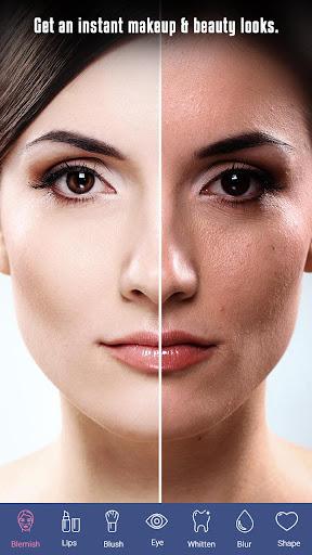 Face Beauty Makeup Camera 1.3 screenshots 2