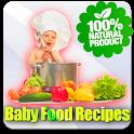 Homemade Baby Food Recipes icon