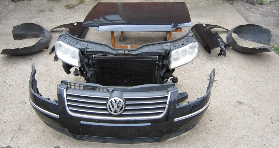 vw passat 3bg front motorhaube xenon kotfl gel lc9z ebay. Black Bedroom Furniture Sets. Home Design Ideas