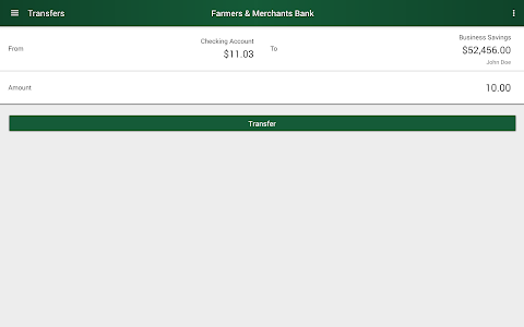 F&M Bank screenshot 7