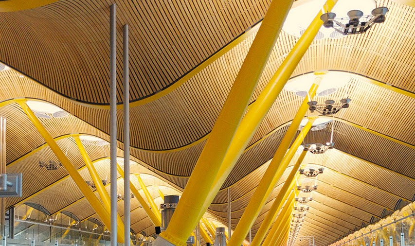 6) Madrid-Barajas Adolfo Suárez Airport, Spain (MAD)