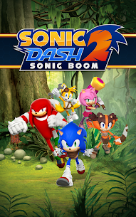 Sonic Dash 2 MOD Apk (Unlimited Money/VIP) 10