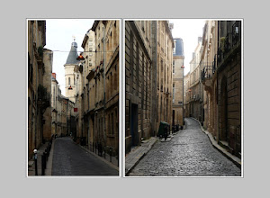 Photo: rues du Vieux Bordeaux