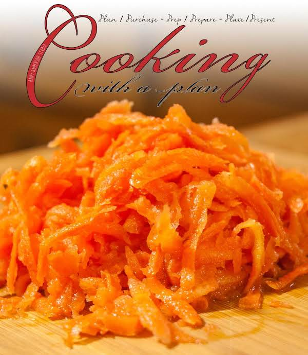 Topping Essentials: Pickled Shredded Carrots Recipe