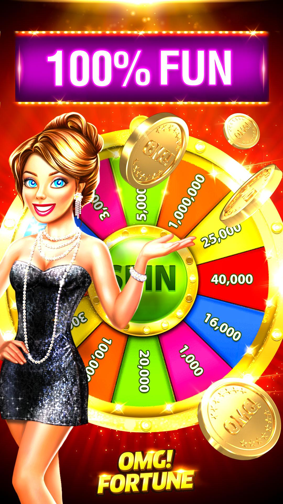 OMG! Fortune Free Slots Casino screenshot #4