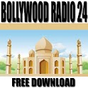 Bollywood Radio 24 icon