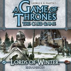 Game of Thrones: Card Game - Lords of Winter
