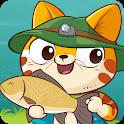 도시어부냥 : 냐옹씨의 낚시휴가 icon