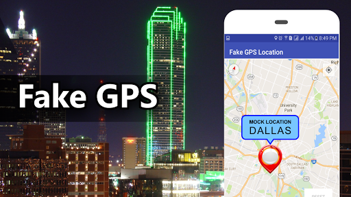 Fake GPS Location Changer- Fly GPS - Location Fake  screenshots 1