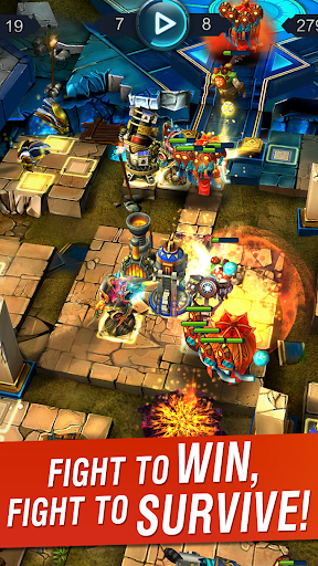 Defenders 2: Tower Defense Strategy Game screenshots 2