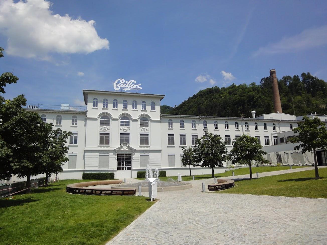 Maison Cailler - Chocolaterie à Broc