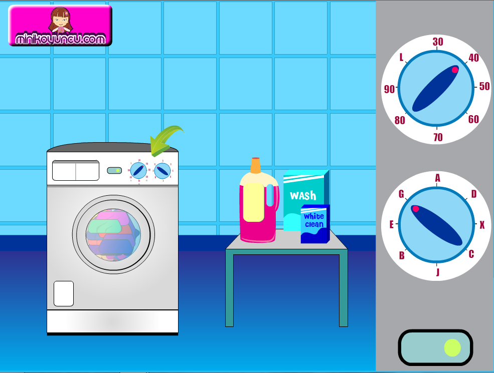 Ironing Dresses and Clothes- screenshot