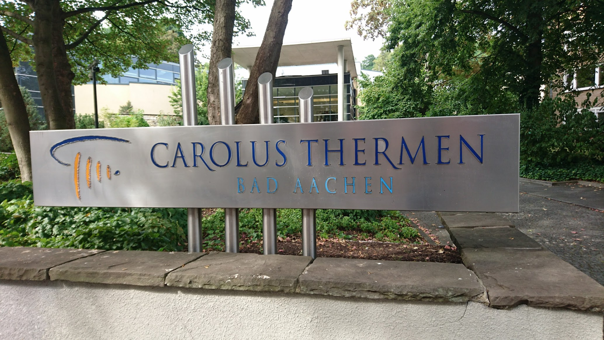 Carolus Thermen Bad Aachen Logo