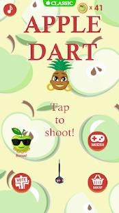 Apple Dart - náhled