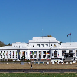Old Parliament House by Sarah Harding - Novices Only Street & Candid ( building, iconic, novices only, architecture, historic, city,  )
