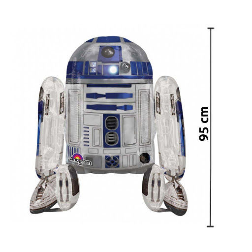 Foliefigur, R2-D2 Star Wars