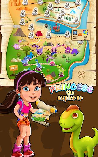 Dora Dinosaur Bones Explorer 1.0 screenshots 2