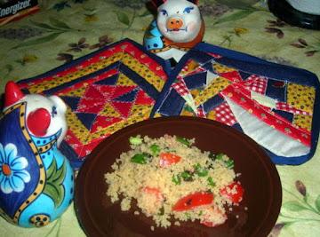 Couscous Salad Recipe