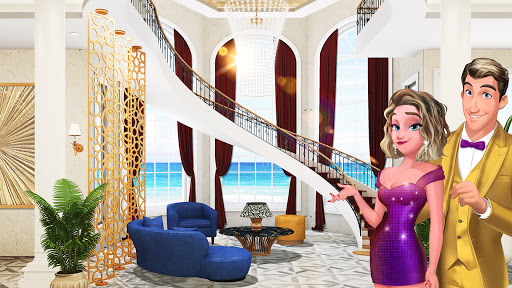 Home Design : My Lottery Dream Home  screenshots 4