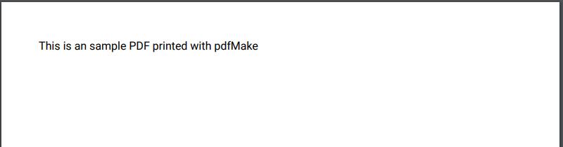 Angular 5/6/7/8 Export to PDF Using PDFMake | Generate
