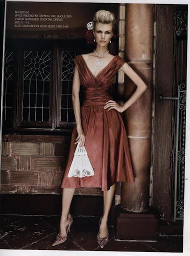 Style#002 Evening Dress
