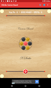 XStrike Carrom Board- screenshot thumbnail