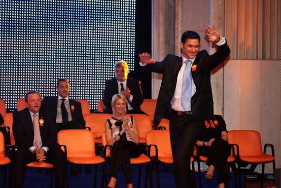 Luhan: Cu mine, Flutur a câştigat capital politic