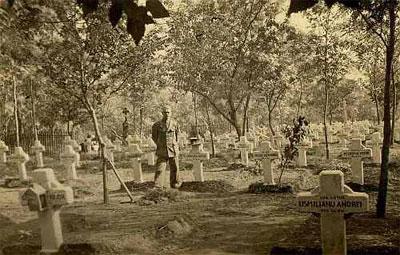 Cimitirul General Dragalina in 1941