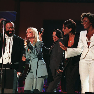 Pavarotti and all his Friends