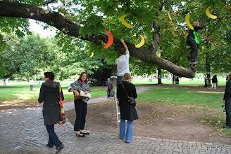 Photo: Baumschützer Großdemo im Park Samstag, 18.09.2010
