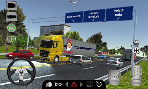 Cargo Simulator 2019: Turkey 1.61 Screenshots 1