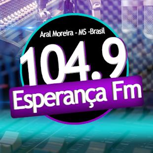 Radio Esperança Fm - Aral Moreira MS