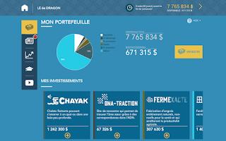 Screenshot of Dans l'œil du dragon