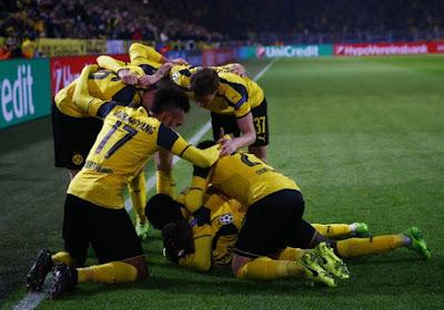 Avant d'aller en Angleterre, le Barça fait un crochet par Dortmund