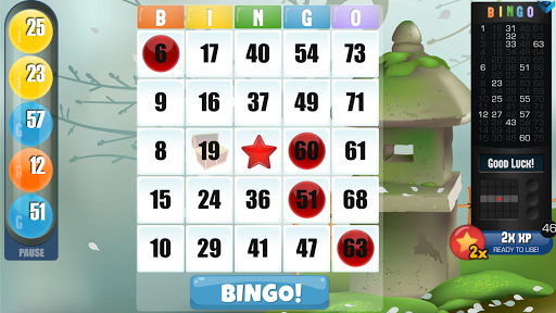 Bingo - Free Bingo Games 2.01.003 screenshots 3