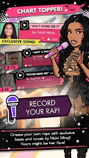 NICKI MINAJ: THE EMPIRE- screenshot thumbnail
