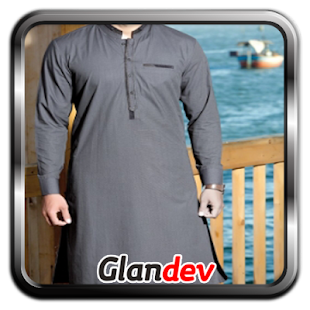 Simple Men Shalwar Kameez - náhled