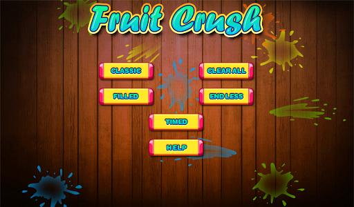 Crush The Fruits