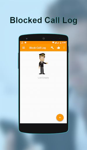 Block Incoming calls - Call Blocker ss3