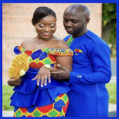 African Couple Fashion Ideas 2018