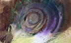 """Структура Ришат в Мавритании -  """"око"""" планеты. Удивительные места планеты"""