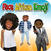 Live Face African Emoji