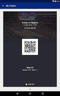 SeatGeek Event Tickets- screenshot thumbnail
