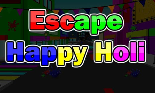 解謎必備免費app推薦|Escape Happy Holi線上免付費app下載|3C達人阿輝的APP