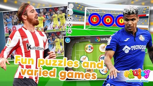 La Liga Educational games. Games for kids 6.3 screenshots 3